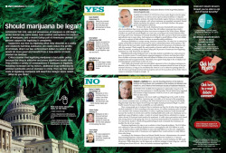 "Costco magazine features marijuana legalization debate ""If you want an example of just how mainstream [marijuana legalization] is becoming, take a look at the Costco Connection, a lifestyle magazine that is distributed to eight million Costco members and read by close to 20 million people. The March issue asks the question ""Should Marijuana Be Legal?"" with the Drug Policy Alliance's executive director Ethan Nadelmann arguing yes and Robert DuPont, founding director of the National Institute on Drug Abuse arguing against."" (via Tony Newman for The Huffington Post)"