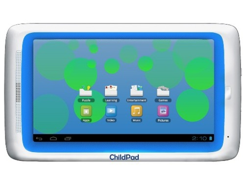 Archos Introduces Child-Friendly Android ICS 7-inch Tablet (click-through for full story)