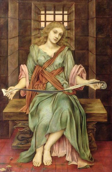 The Soul's Prison HouseEvelyn De Morgan