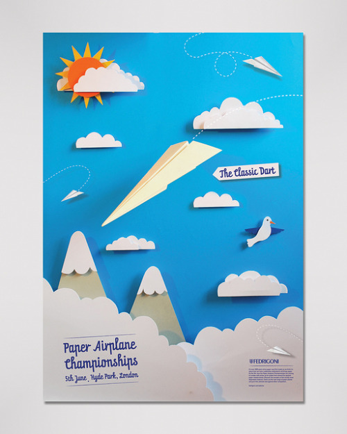 visualgraphic:  Paper Planes