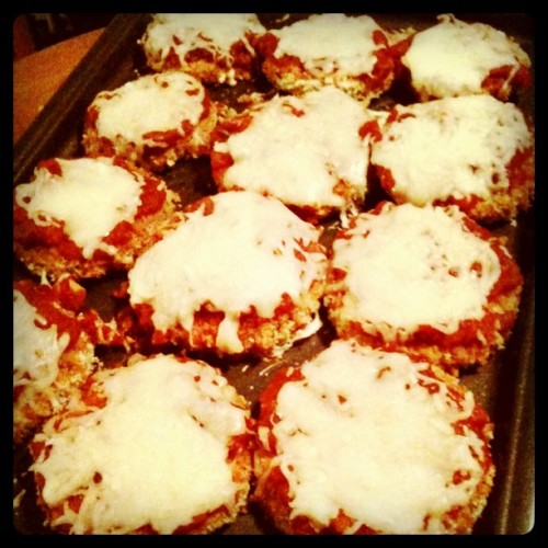 Eggplant Parm (Taken with instagram)