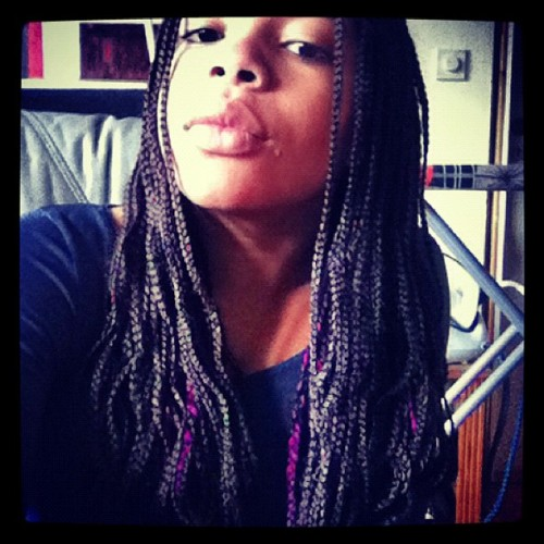 #african#girl#braids#best#hair#done#style#fashion#mulatto#gothenburg#sweden#2012#igdaily#instagram#instamood#ig#lips#creol#eyes  (Taken with instagram)