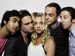 The Big Bang Theory Cast #2 <3