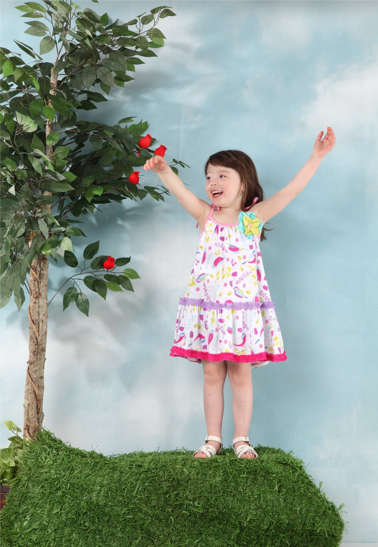 Tomorrow on zulily: Baby Lulu features darling sunhats, dresses and sets for your sweetie pie.