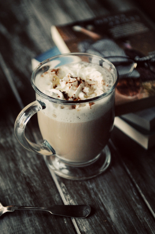 (via Friday NIght and Spiced Chai Tea Latte | Dine and Dish)