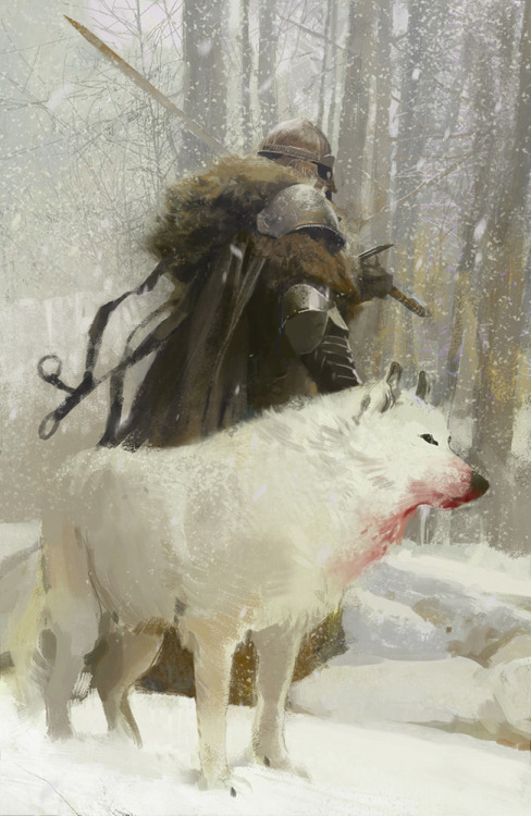 clusterpod:  the-crows-nest:  Jaime Jones  Jon Snow?