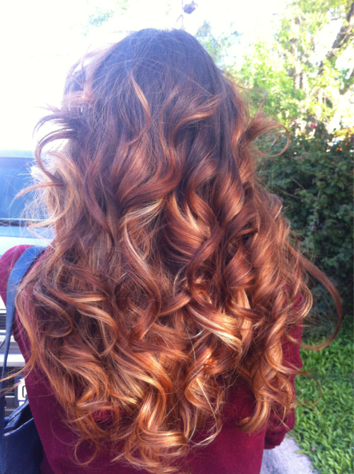 amberbrianne:  I got my hair done today!