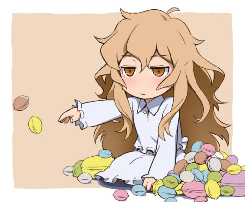 Omg, still.  The macaroons…  Are too much x//x uguuuuu