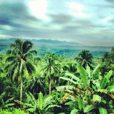 Introducing: Compostela Valley. Let's not let this place turn into a series of giant open pit mines. #mobit #philippines  (Taken with instagram)