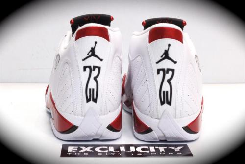 Air Jordan 14s, available on March 10th at Exclucity