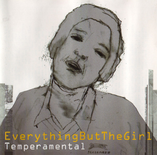 Everything But The Girl - Temperamental (1999) Graphic Design by Dolphin Trax Illustrations by Graham Rounthwaite