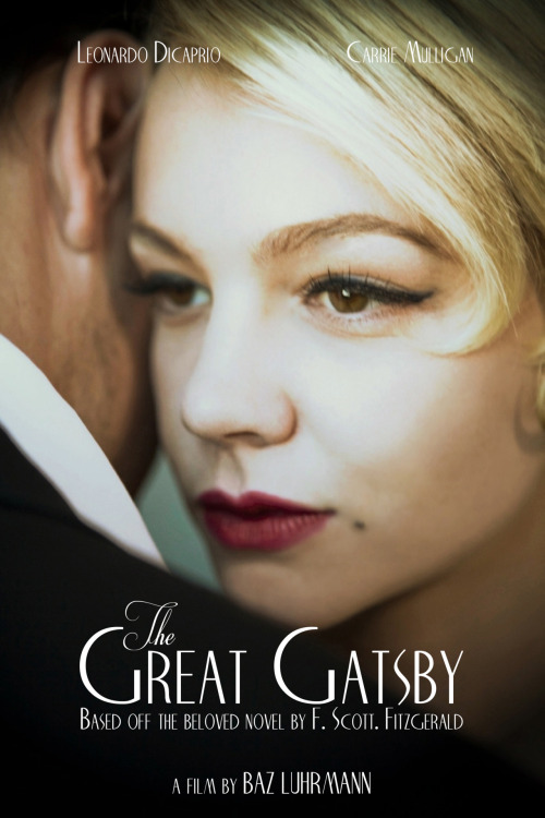 LEONARDO DICAPRIO ?! this is going to ruin Gatsby for me FOREVER.