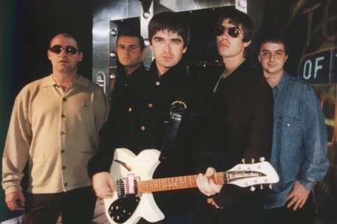 paul weller gave noel that guitar.