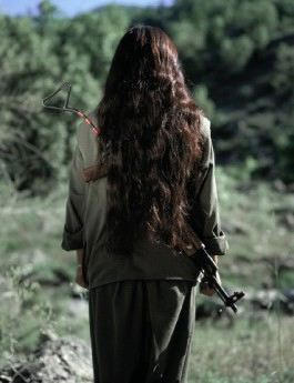 epochalsociety:  PKK, resistance fighter, Kurdistan