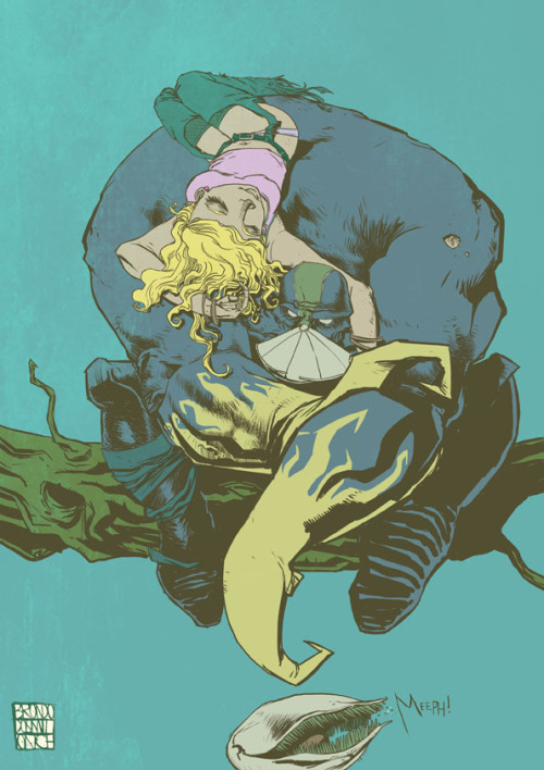 The Maxx and Julie by ~NicolasBrondo