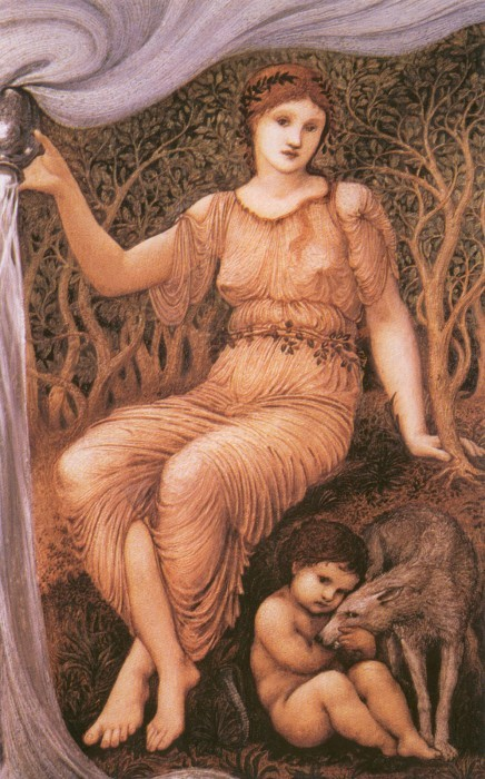 Earth MotherEdward Burne-Jones1882