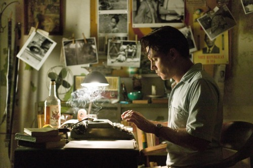 Watched The Rum Diary. Hunter S. Thompson is a wild and crazy writer. Johnny Depp is a brilliant actor, who can play almost everything. The Rum Diary isn't as good as Fear And Loathing in Las Vegas, but it's good. 8/10.