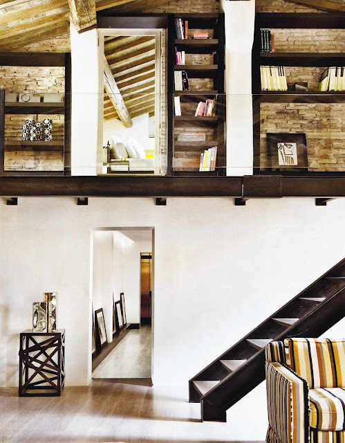 myidealhome:  a loft in Florence (via French By Design)