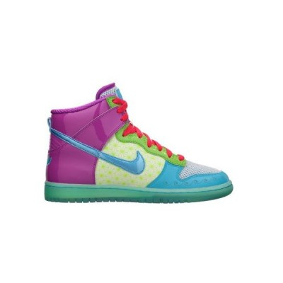 Nike Store. Keara's Nike Dunk High Skinny Doernbecher Women's Shoe   (clipped to polyvore.com)
