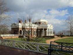Thomas Jeffersons… Monticello