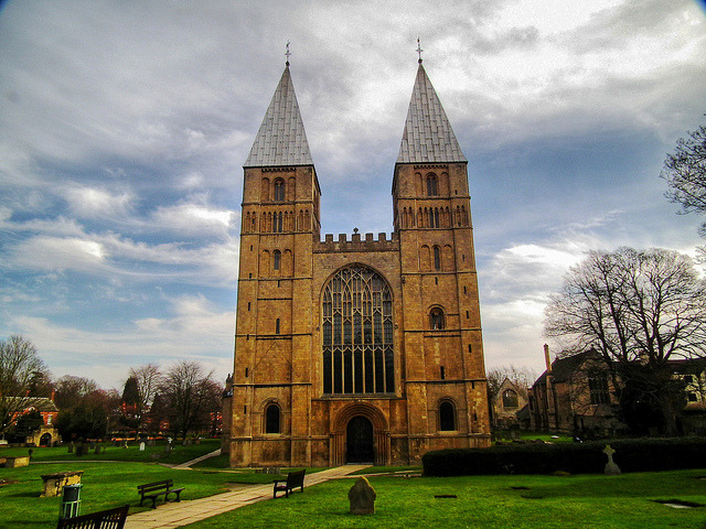 DSCF9943 Southwell Minster… on Flickr.
