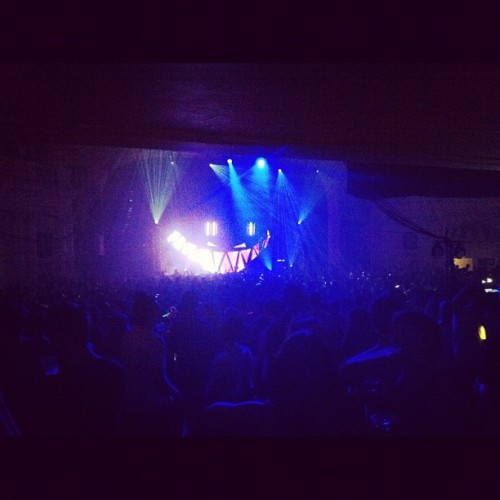Feed Me, UKF Bass Culture part 2 (Taken with instagram)