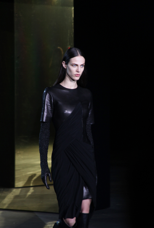My Alexander Wang runway post is up. Worth checking out, I'm not sure if I'll post backstage this season. We'll see. xx