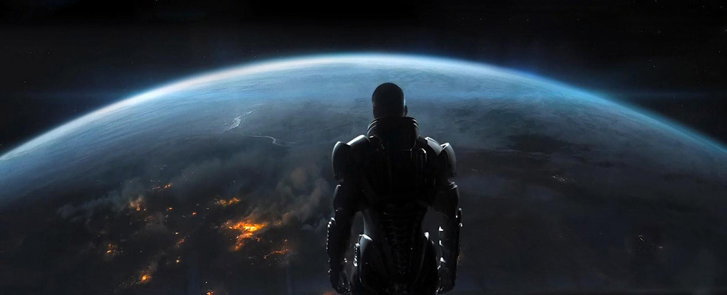 "My 'Mass Effect' Link & Info Dump Today is Mass Effect 3 Launch day and I've gotten myself all hyped-up for it by re-playing the Mass Effect 2 suicide mission (everyone survived this time) and the ""Arrival"" DLC that I hear is a key plot point you shouldn't miss before starting 3. If you haven't played Mass Effect 1 and/or 2 and like any space science fiction, well you really should play these games. Read this first link, you'll be hard pressed not to run out and grab a copy of Mass Effect. Why Mass Effect is the Most Important Sci-Fi Universe of Our Generation - io9.com You can potentially skip Mass Effect 1 if you really want… If you play the PS3 version of 2 or download the ""Genesis"" DLC for the Xbox 360 you can play an interactive graphic novel that fills you in and lets you make key plot choices before starting Mass Effect 2. Personally I think you'd be missing-out by skipping 1. Sorry PS3 fans, it is exclusive to Xbox 360 and PC though as it was published by Microsoft before EA bought the developer BioWare. Pro-Tip for playing Mass Effect 1: you might want to skip a lot of the side missions and planet exploration as it was unfortunately mostly filler consisting of driving a space-buggy around boring planets with poor controls and low gravity. Filler content aside, Mass Effect 1 is a great first game in the trilogy. Must get Mass Effect stuff: Mass Effect 1 (360, PC) Mass Effect 2 (360, PS3, PC) Mass Effect 3 (360, PS3, PC) Mass Effect 2: Genesis (Xbox 360)Only if you skip the first game. Mass Effect 2: Lair of the Shadow Broker (Xbox 360)The best add-on and one of the best missions in Mass Effect 2. Mass Effect 2: Arrival (Xbox 360)Needed for plot leading into Mass Effect 2. Mass Effect: Infiltrator (iOS: iPhone & iPad)A side story that ties into Mass Effect 3. I hear an Android version is in the works too. I haven't actually done any Mass Effect 3 review reading so I go into the game without any expectations beyond my own. I've even avoided watching any game trailers since the first announcement. The scores look good, so I doubt I'll be disappointed. Mass Effect 3 Review - VOX Games (10/10) Mass Effect 3 Review - IGN (9.5/10) Mass Effect 3 Review - Joystiq (4.5/5) Mass Effect 3 Reviews - GiantBomb (4/5) Review: Mass Effect 3 - Destructoid (8.5/10) Mass Effect 3 Review - Ars Technica Mass Effect 3 Video Review - 1up I put 52 hours into my latest Mass Effect 2 save:"
