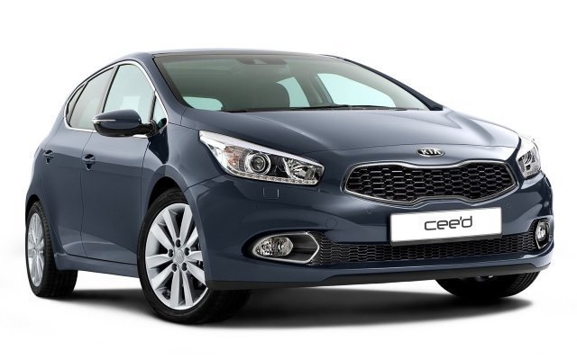 New Kia Cee'd. Koreans just got serious.