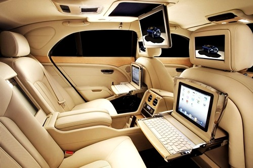 johnny-escobar:  The new Executive Edition Bentley Mulsanne