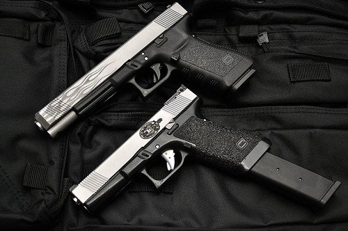 Custom Glocks By Zorin Denu