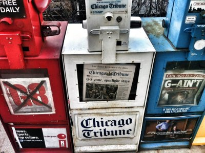 Chicago feels chill as G8's global spotlight swings away: As the loss of the G8 summit's global spotlight begins to sink in, many onlookers say Chicago took a pie in the face — but perhaps dodged more serious injuries. More G8 coverage: Ghost of '68 comes back to haunt Chicago in G8 fiasco So who's coming to Chicago now? What others are saying about Chicago losing the summit Pro teams won't bemoan Chicago's G8 loss Credit: Scott Kleinberg / Facebook