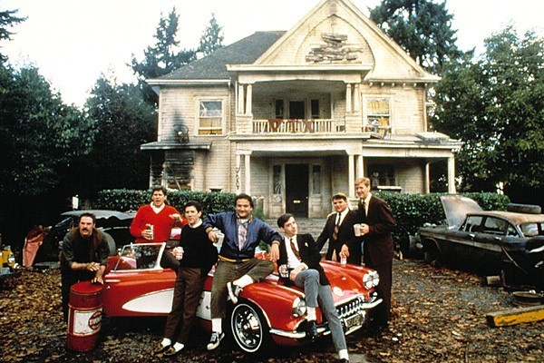 Animal House Musical in the Works for Broadway Read: TIME From now on your name is … Jazz Hands.