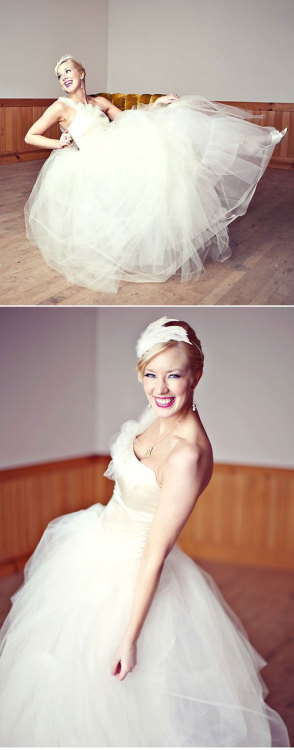 idodresses:  Follow this blog for nothing but wedding dresses!