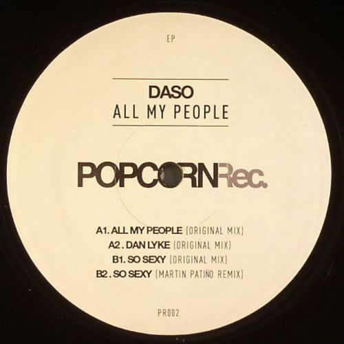 Daso - All My People