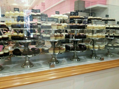 Georgetown Cupcake in Soho