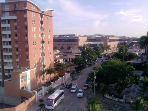 This is a picture of my city Barranquilla-Colombia.
