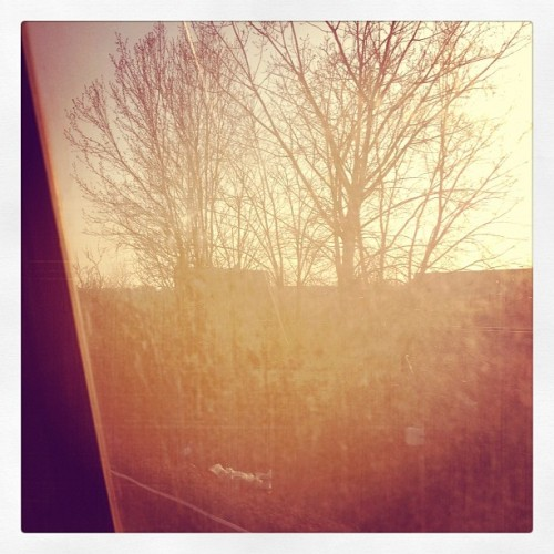 On the Metro into DC. Day 6 5pm #marchphotoaday (Taken with instagram)