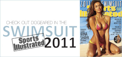 The top stylists and gorgeous models in the Sports Illustrated Swimsuit Issue make summer come early every year. And once again (6 years running!), they've chosen Dogeared jewels to adorn some of the most gorgeous bodies, on the most gorgeous beaches in the world!