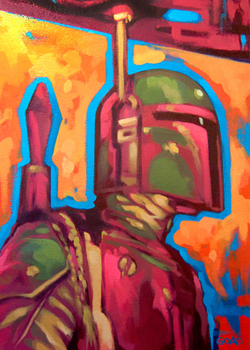 mandalorian-bounty-hunter:  by Jason Goad