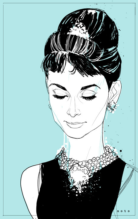 philnoto:  Holly Golightly