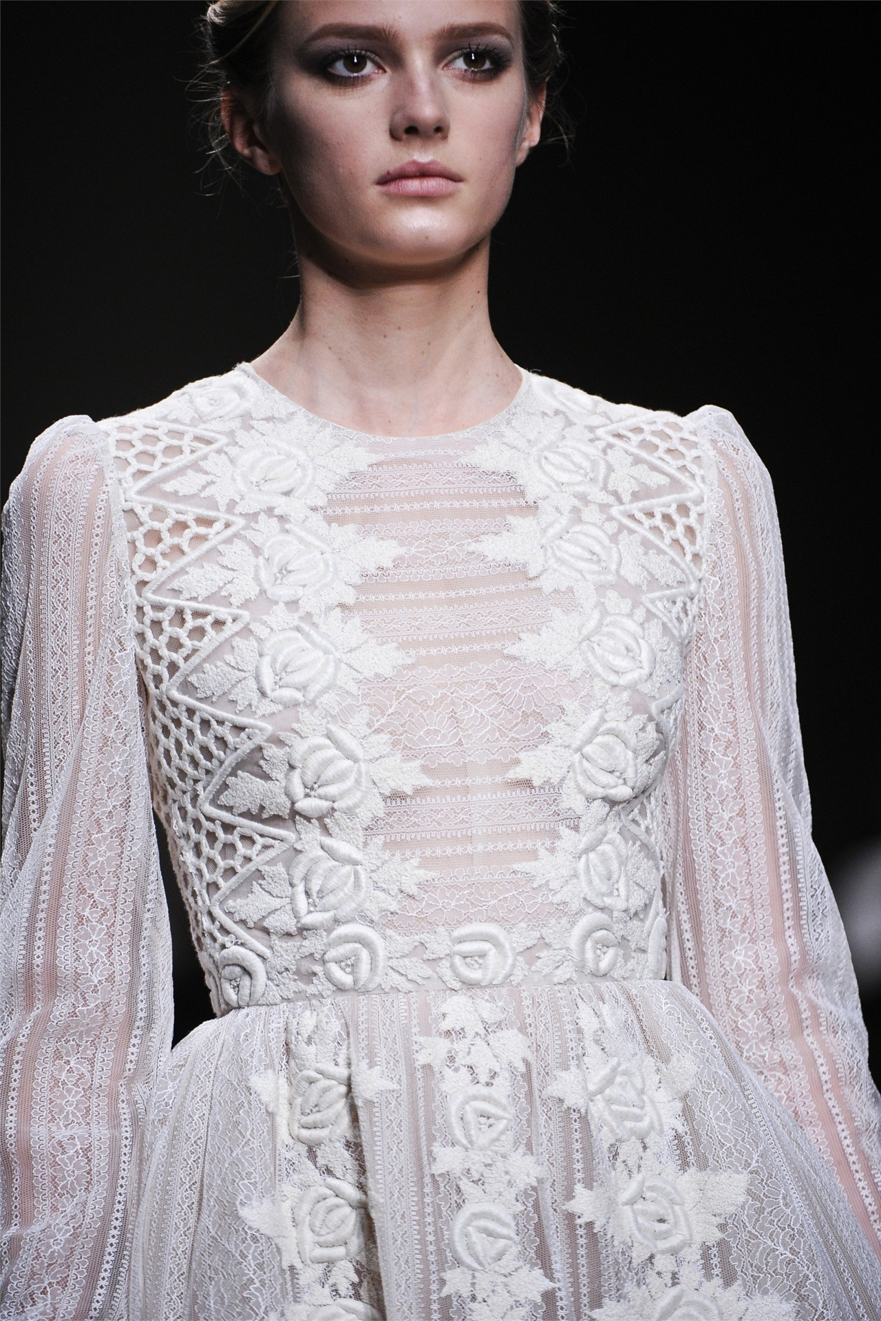 Sigrid Agren in Valentino fw12.