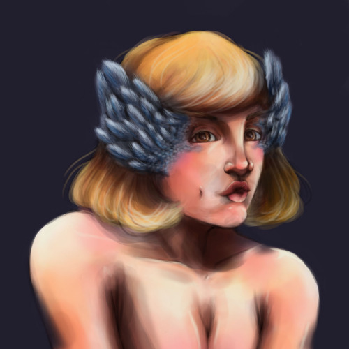 And this gal is now ACTUALLY done, haha. I know I had quite a bit WIPs shown, but this is finally the real deal… …I think… lol