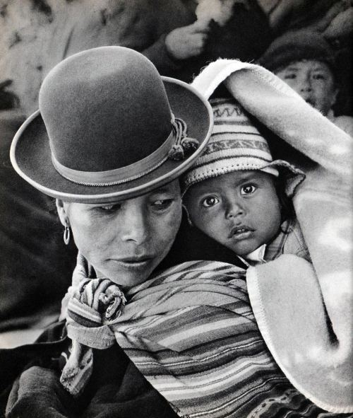 Bolivian people (1960)