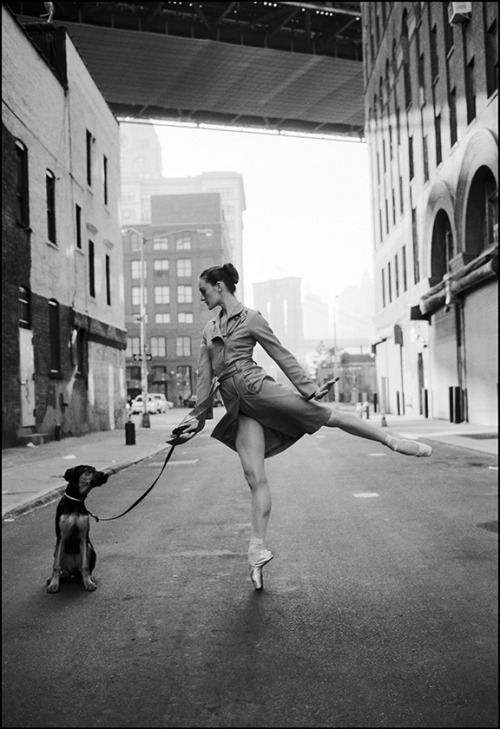 ballerinaproject:   Brooklyn Become a fan of the Ballerina Project on Facebook. Check out the new Ballerina Project blog.   Gorgeous.