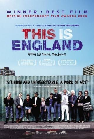 "I am watching This Is England                   ""buenisima.""                                Check-in to               This Is England on GetGlue.com"