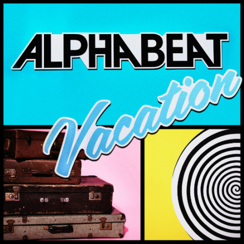 Danish electro-pop group ALPHABEAT is returning with a new single titled VACATION! The single is being released this coming MONDAY on itunes in Europe and the U.S. here is the official cover for the single  can anyone else say YES?! :)