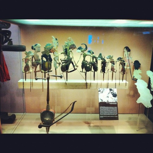 Japanese Puppets (Taken with instagram)