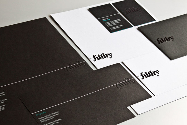 Corporate Identity & Stationery - Designed by filthymedia