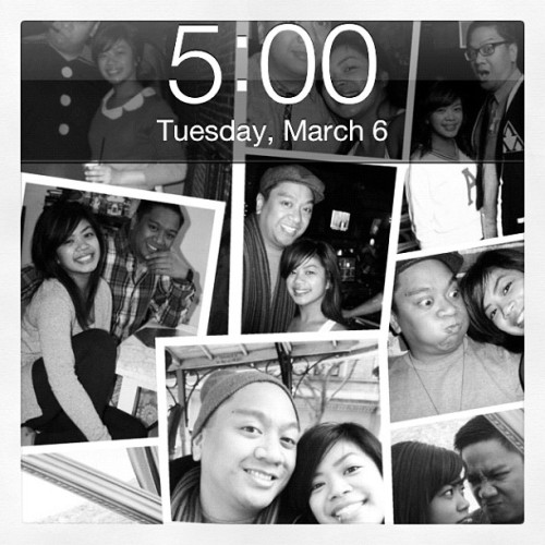 #day6: #5pm. #love #screenshot #marchphotoaday #challenge (Taken with instagram)